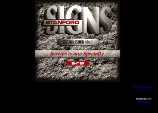 Stanford+Signs Website