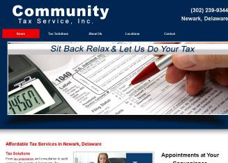 Community+Tax+Service Website