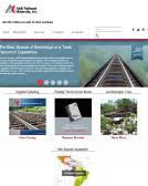 A+%26+K+Railroad+Materials Website