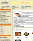 Yapona+Japanese+Restaurant Website