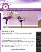 Therapeutic+Yoga+Center Website
