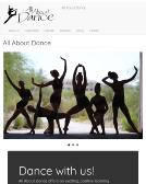 ALL+About+Dance Website