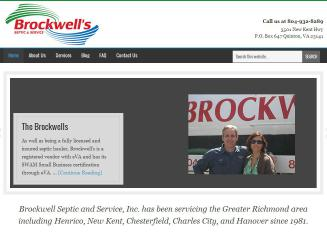 Brockwell%27s+Septic+%26+Service+Inc Website