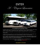 A+Plus+Elegant+Limousine+Service Website