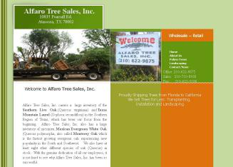 Alfaro Tree Sales Inc