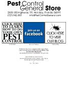 Pest+Control+General+Store Website