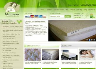 Mattress+Liquidation+Specialist Website