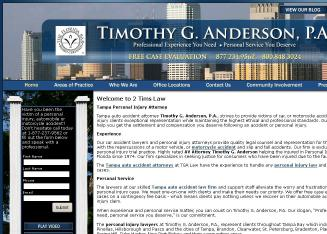 Anderson+Timothy+G Website