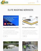 Elite+Roofing+%26+Contracting Website