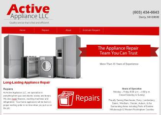 Active Appliance