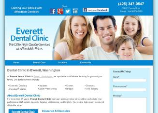 Everett Dental Clinic