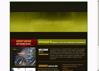Bay+Transmission+Service+INC Website