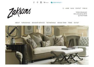 Zaksons Fine Furniture Interior Design In Brick NJ