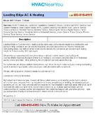 Leading Edge Air Conditioning & Heating Co