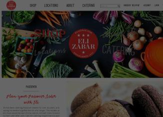 E A T Gourmet Foods - Retail Store & Cafe, Gourmet Cafe
