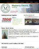 Mayberry+Electric Website