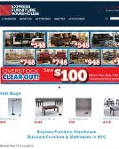 Express+Furniture+Warehouse Website