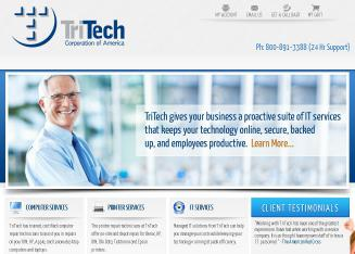 TriTech+Corporation+of+America Website