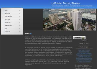 Lapointe+Torrisi+Stanley+%26+Co+PC Website