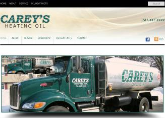Carey%27s+Discount+Oil Website