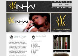Natural Hair Wonders Salon In Albany Ga 2601 Dawson Rd