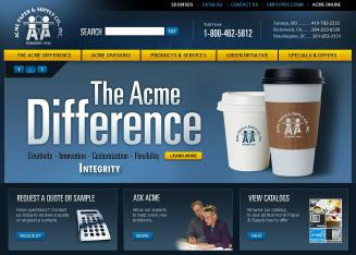 Acme+Paper+%26+Supply+Co+Inc Website