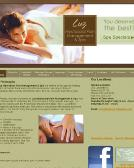 Luz+Spa Website