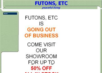 Futon Etc Furniture & Accessories-St Petersburg