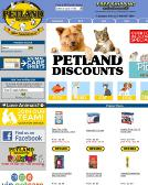 Petland+Discounts Website
