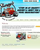Sharpy%27s+Rod+%26+Custom Website