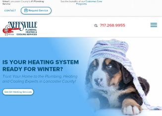 Neffsville Plumbing & Heating Services