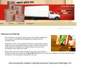 Move+Rite+Inc Website