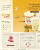 Orange+Julius Website
