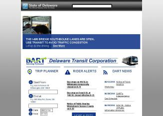 Dart First State Public Transportation
