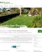 Eric+Thomas+Landscaping Website