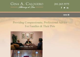 Calogero+Gina+A+Attorney+at+Law Website
