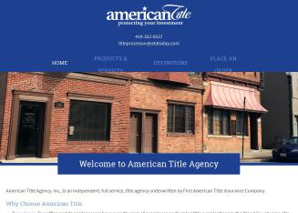 American+Title+Agency+Inc Website