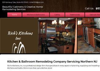 Rich's Kitchens Inc