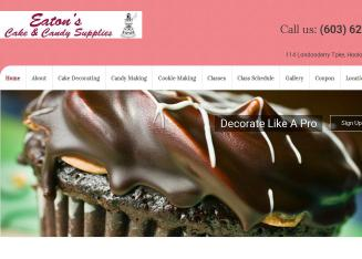 Cake Decorating Classes Concord Nh