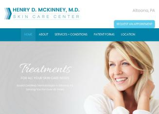 Henry+D.+McKinney%2C+MD Website