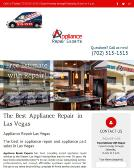 Appliance+Repair+Experts Website
