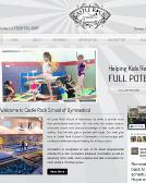 Castle+Rock+School+Of+Gymnastics Website