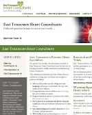 Cardiology+Associates-EaSt+TN Website