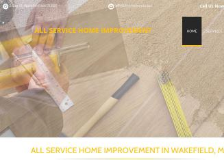 All+Service+Home+Improvement Website