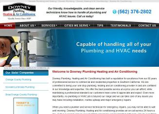Norwalk-La Mirada Plumbing Heating & AC