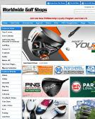 Golf+Mart Website