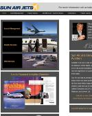 Sun+Air+Jets+LLC Website