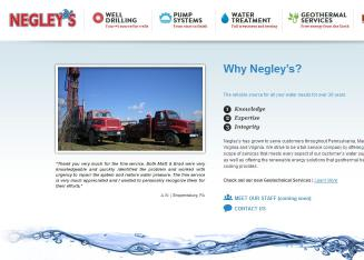 Negley%27s+Well+Drilling+Inc Website