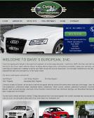 Dave's European Inc