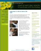 Seattle+Natural+Health Website